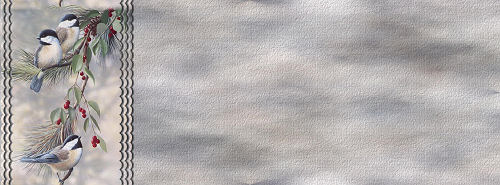 Papiers incrédimail Oiseaux 2