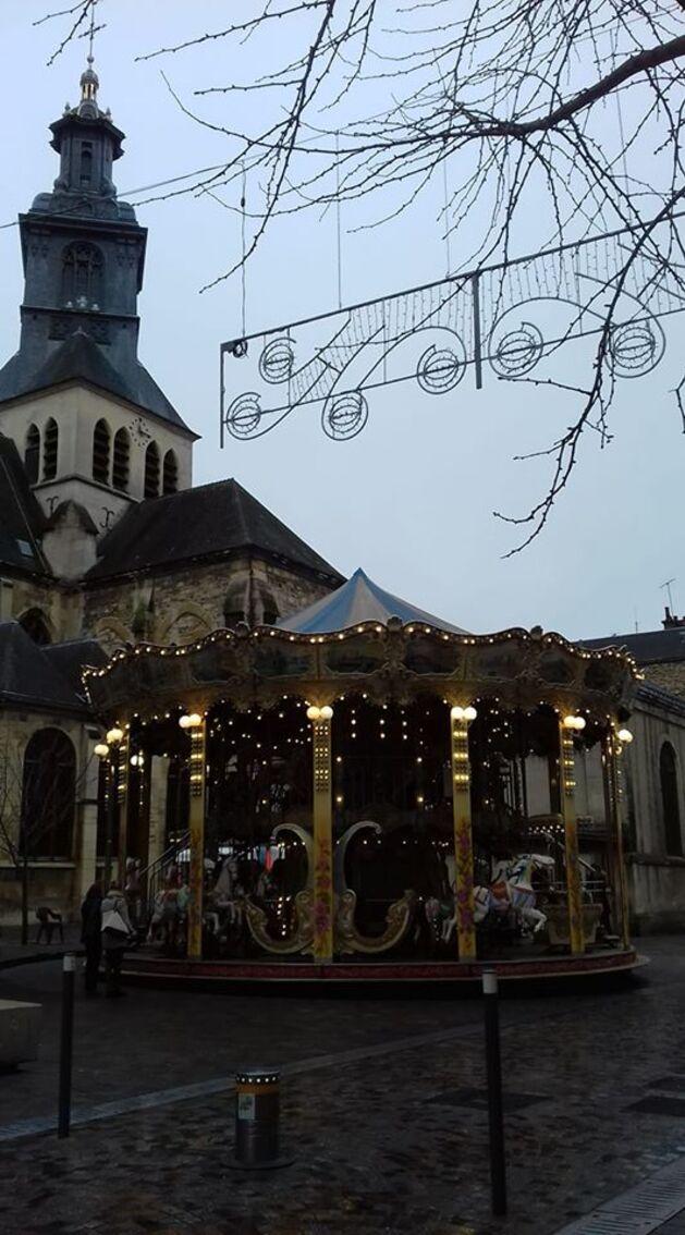 Balade à Reims