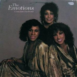 The Emotions - Come Into Our World - Complete LP