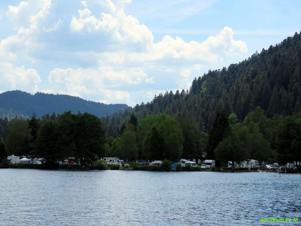 Le Lac de Gérarmer -2