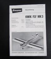 Le Kwik Fly MK 3 de P.KRAFT