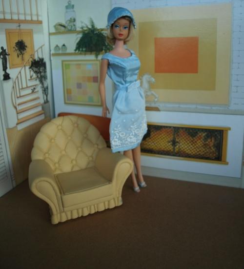 Barbie vintage : Reception Line