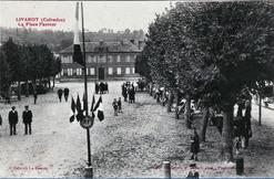 LES REMPARTS DE LIVAROT (Calvados)