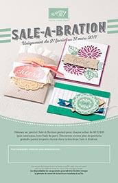 Nouveaux articles Sale-A-Bration !
