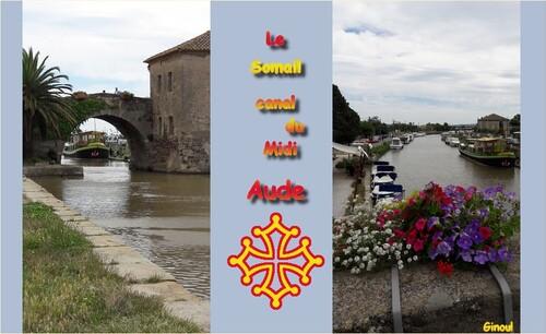 Le Somail (Aude)!