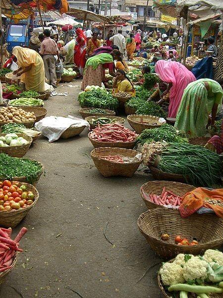 Udaipur (marché à Udaipur)