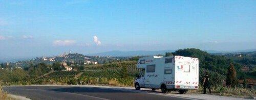 Italie septembre 2014