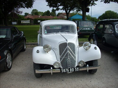 Rinaldo - Citroen Traction 11 BL 1955