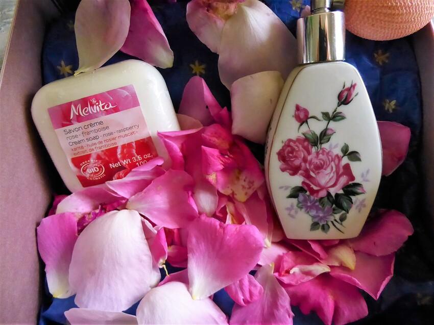 Comme un doux parfum,