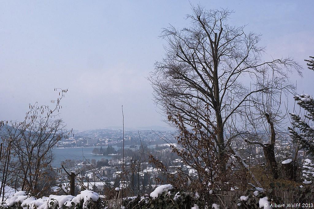 Neige fraîche à Annecy le Vieux - 2