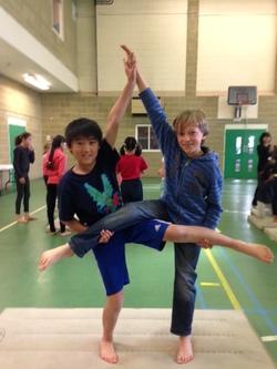 Partenariat avec l'école japonaise d'Acton