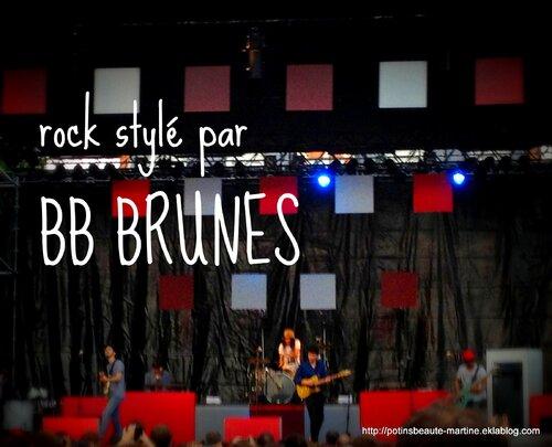BB Brunes concert Antony