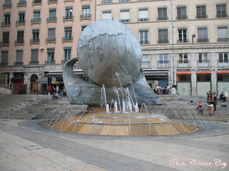 Lyon (69) : Balade dans la ville 2/2