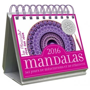 Almaniak Mandalas 2016