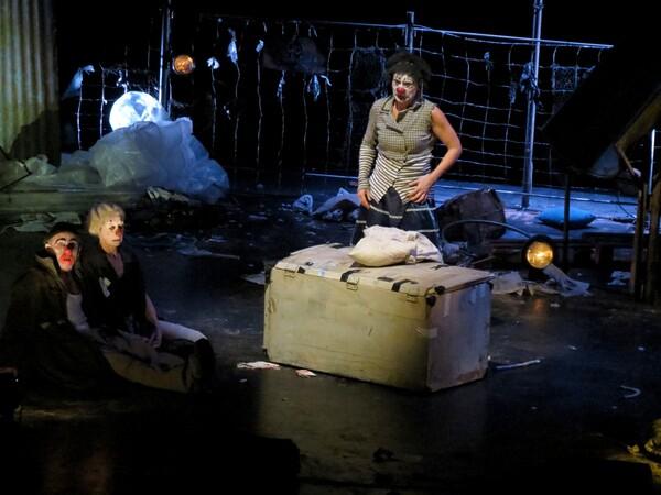 """""""La fascination du désastre"""", présentée au Théâtre Gaston Bernard à Châtillon sur Seine"""