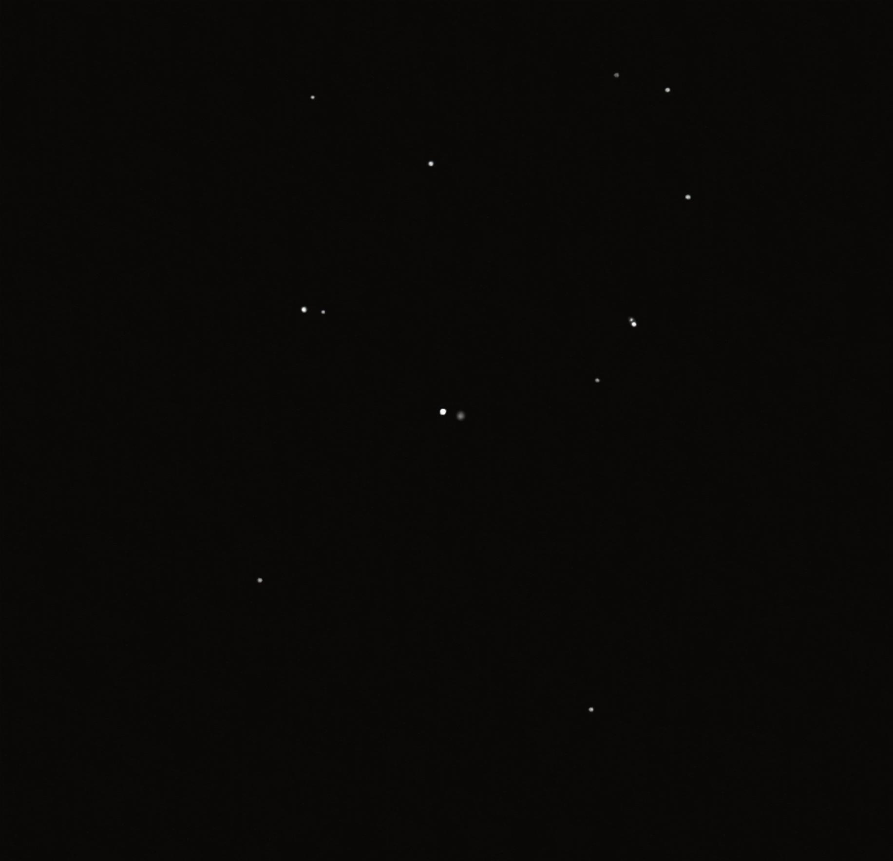 IC 5117 planetary nebula