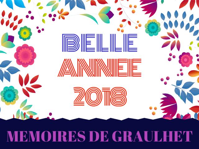 - Meilleurs voeux 2018 !
