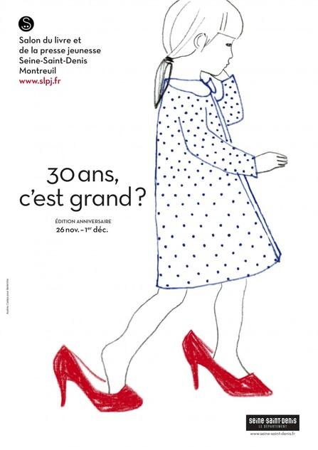L'omnipotent Salon du Livre et de la Presse Jeunesse de Montreuil 2014