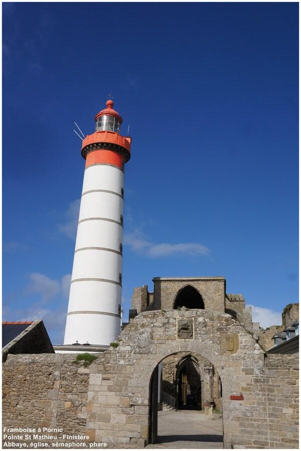 La Pointe St Mathieu Finistère