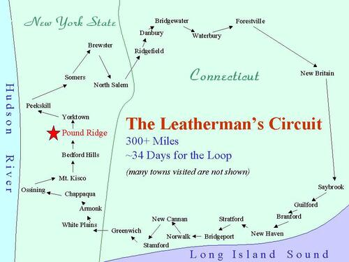 """Leatherman"""