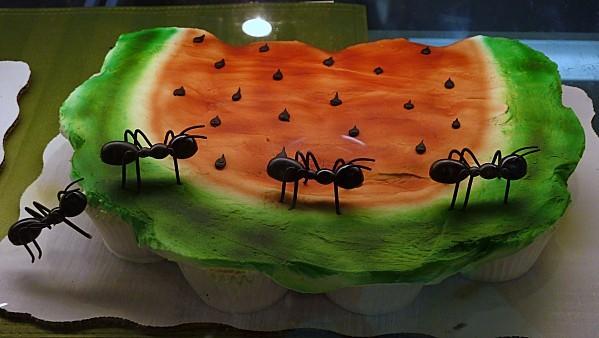 Jour 8 Logan gâteau 1