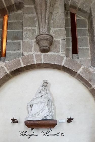 Normandie : Mont Saint-Michel 8/8 : Au cœur de l'abbaye