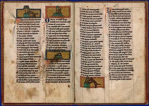 Le grand almanach de la France : Goupil ou Renard ?