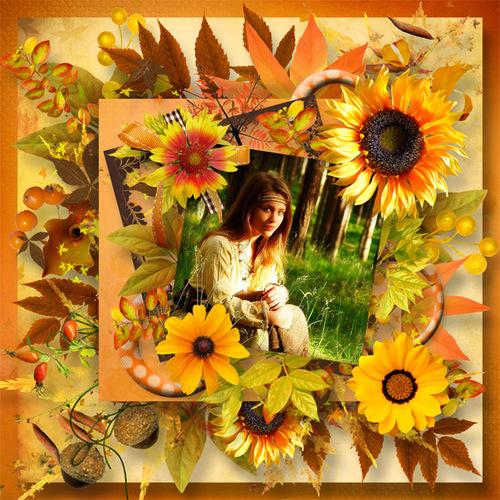 My sweet september de Didine