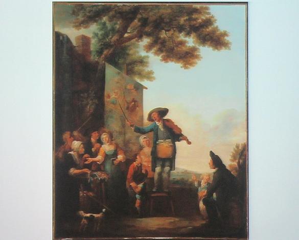 """""""Le colportage, un média dans la France d'avant les chemins de fer"""", une conférence de Marie-Dominique Leclerc et Alain Robert a été proposée par  les Amis du Musée du Pays Châtillonn"""
