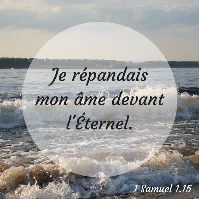 1 Samuel 1:15