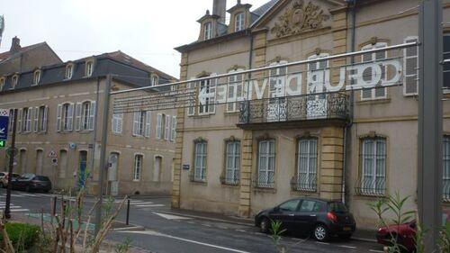 Metz, la socialiste