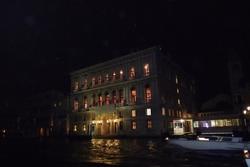 Le Grand Canal la nuit