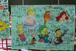 Projet d'arts visuels 2011/2012
