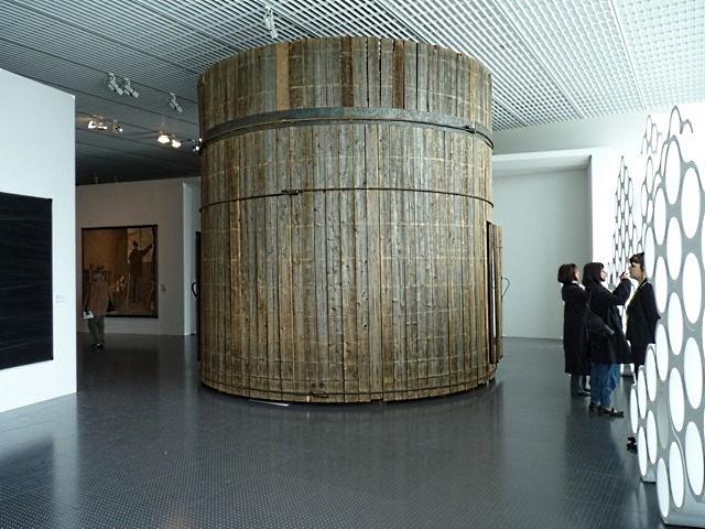 Au Centre Pompidou Metz les galeries mp13 30 05 2010 - 11