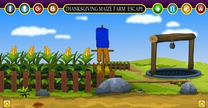 Jouer à Thanksgiving maize farm escape