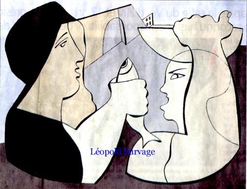 Léopold Survage à Collioure