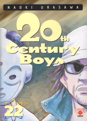 20th century boys tome 22