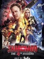 L'histoire -encore gardée secrète- se déroulera cinq ans après les événements de Sharknado 3.