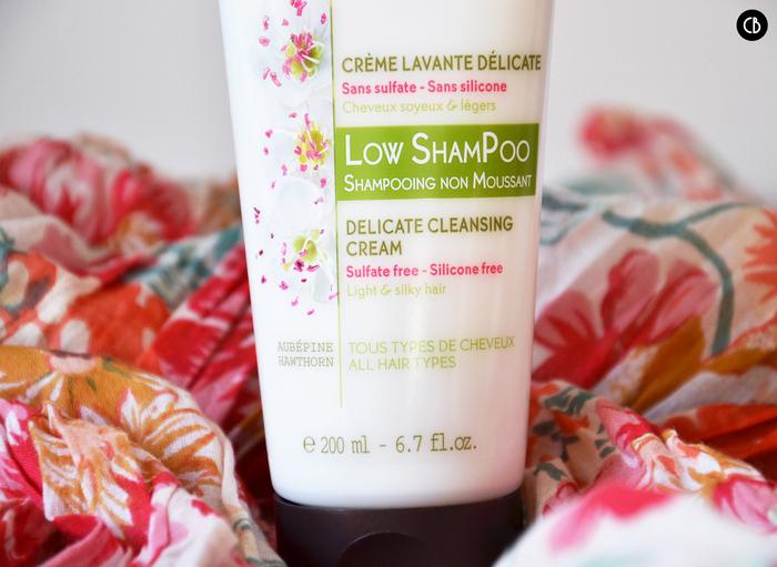Mon avis sur le Low Shampoo d'Yves Rocher