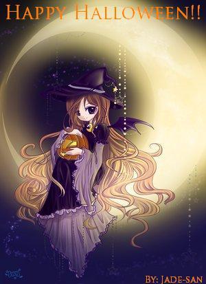 C'esr l'Halloween!!