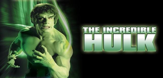 L'Incroyable Hulk (1977) : Au cours d'une expérience, le docteur David Banner a été trop exposé aux rayons gamma. Résultat : lorsqu'il s'énerve, il devient Hulk, monstre à la peau verte et à la force décuplée ! ... ----- ... Origine de la serie : Américaine Acteurs : Bill Bixby, Lou Ferrigno, Jack Colvin Genre : Science fiction Titre Original : The Incredible Hulk (1977) Statut : Production achevée Note spectateurs :  1,9/5 (2 098)