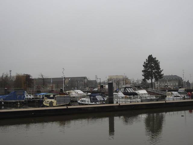 Port d'Hautmont