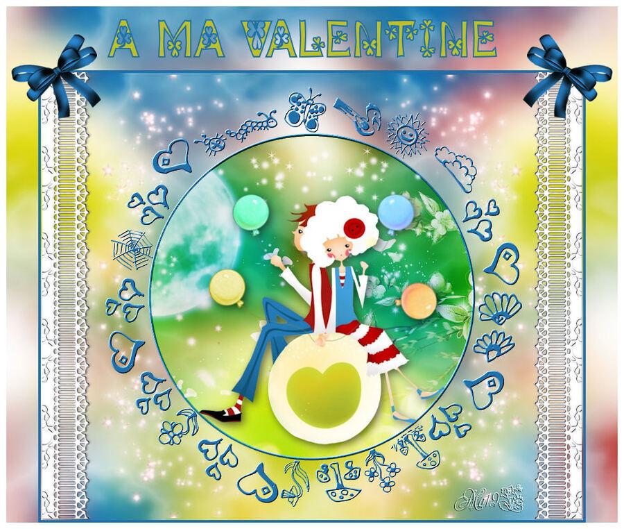 A ma Valentine
