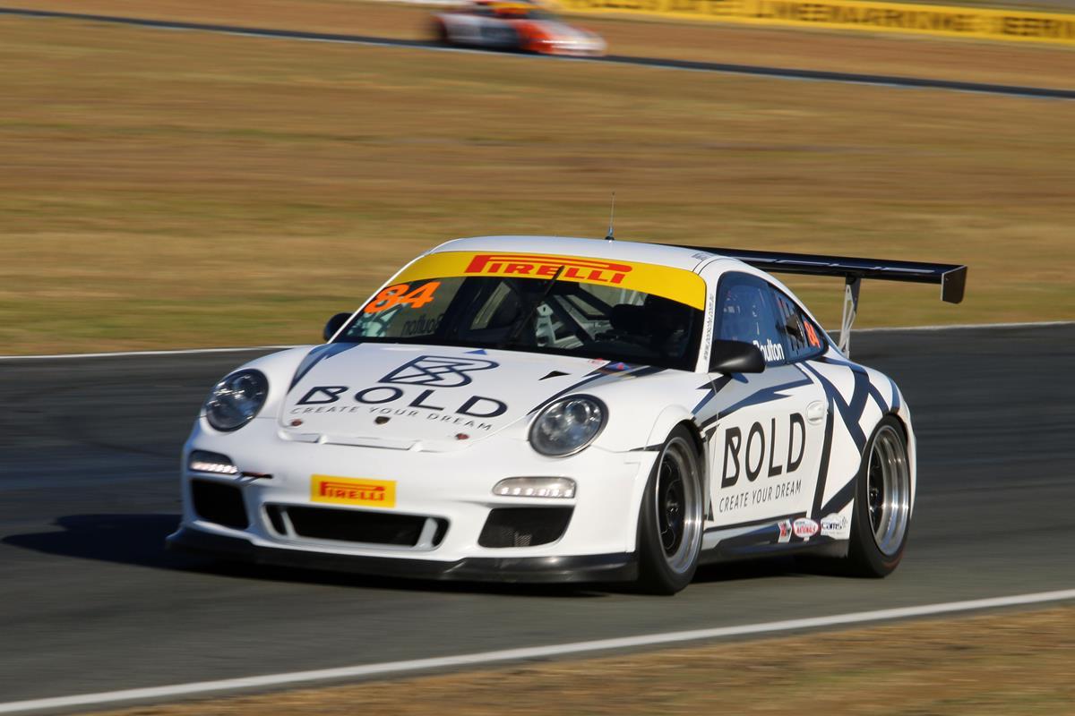 PORSCHE GT3 CUP CHALLENGE AUSTRALIA