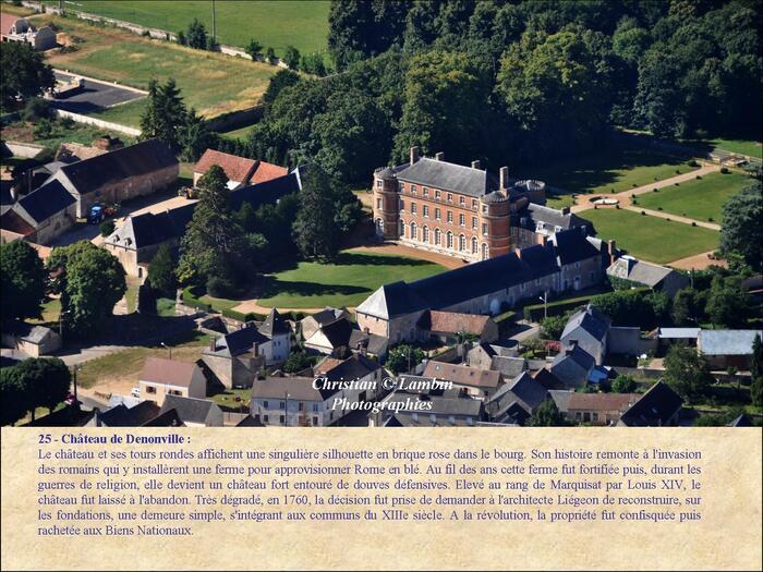 Histoire des 3 châteaux (IX)...