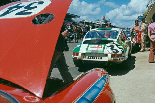 Porsche 911 Le Mans (1971)