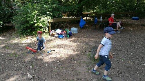 Sortie au Funpark de Hombourg