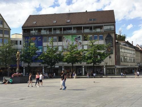 Ulm en Allemagne (photos)