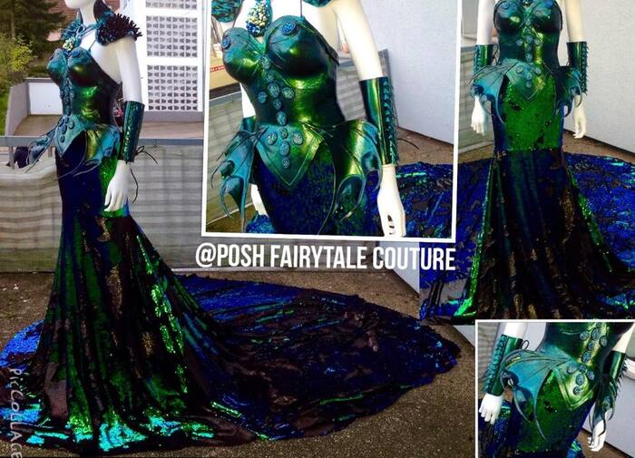 Posh Fairytale Couture