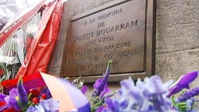 1er mai 2019 : contre le racisme et l'extrême droite hommage à Brahim Bouarram  et à toutes les victimes du racisme